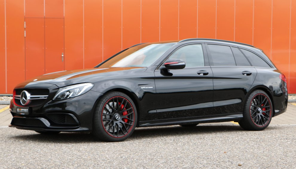 Mercedes-Benz C63 AMG T Speedshift Editon1