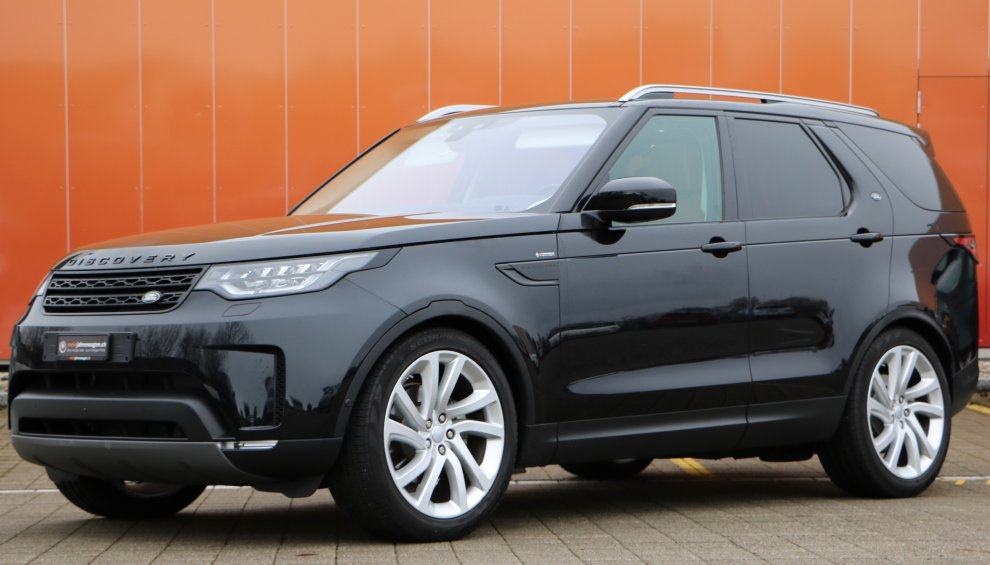 Land Rover Discovery 3.0TDV6 First Edition