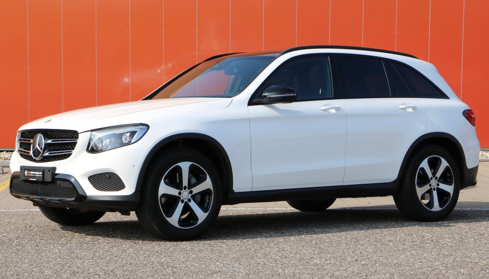 Mercedes-Benz GLC 250d 4matic Exclusive
