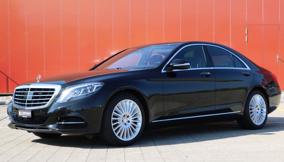 Mercedes-Benz S350d 4matic BlueTec