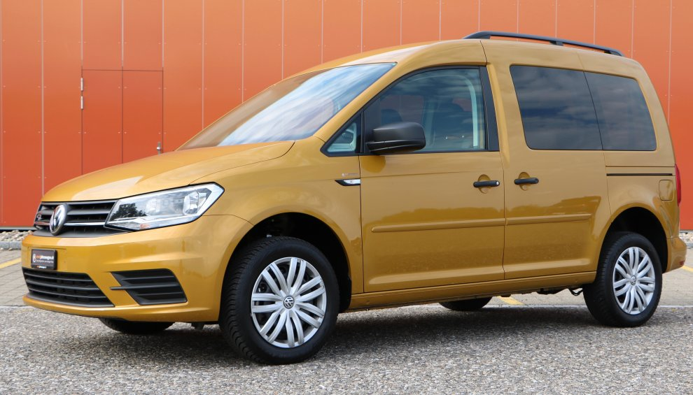 Volkswagen Caddy 2.0TDI 4motion Trendline