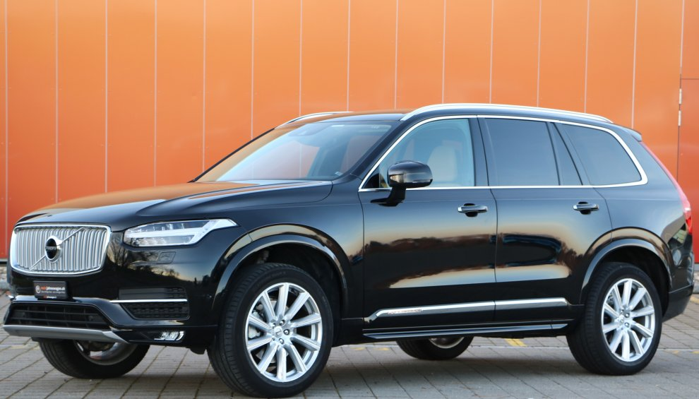 Volvo XC90 D5 AWD Inscription 7P