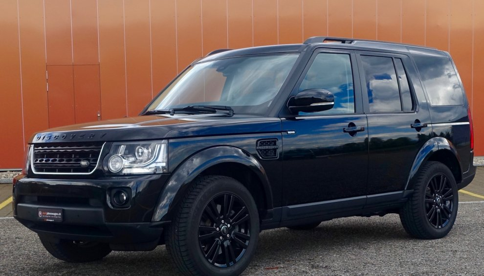 Land Rover Discovery IV 3.0 SDV6 HSE